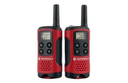 Motorola TLKR-T40 радиостанция (рация)