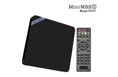 Beelink Mini M8S II Android TV-Box