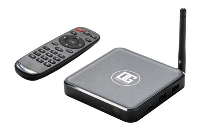 DGMedia A2 1/8 Android TV-Box