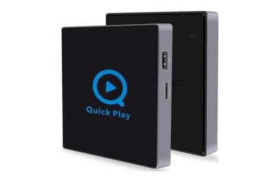 Beelink QII 2/16 Андроид ТВ приставка