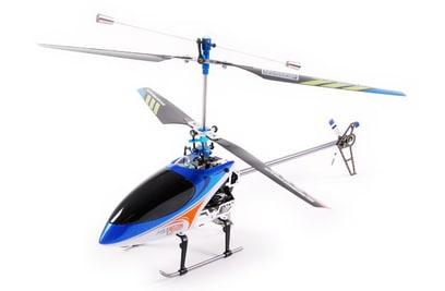 Радиоуправляемый вертолет HM X-Rotor RTF 2.4 G - Walkera 5#10