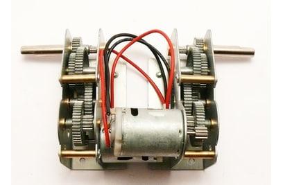Силовая установка металл Heng Long - 38-081