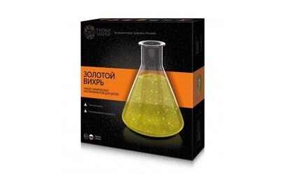 Набор химических экспериментов для детей Золотой Вихрь - Z004