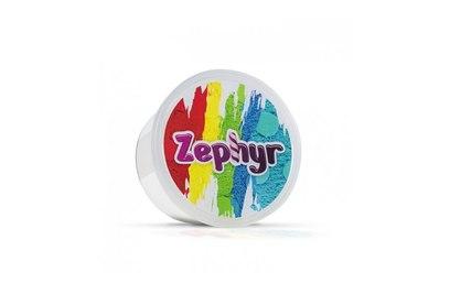 Кинетический пластилин *Zephyr* (Зефир) цвет белый - 00-00000737