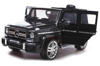 Детский электромобиль Mercedes Benz G63 LUXURY 2.4G - Black - HL168-LUX-B