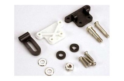 Trim adjustment bracket (inner)|trim adjustment bracket (outer)|trim adjustment lever| 3x16mm should