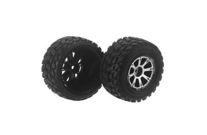 Pre-Mounted Tire Set type 2 wheel - HSP68173