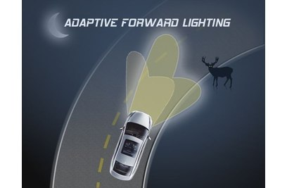 Front forward light - W18-001