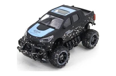 Радиоуправляемый джип MUD Off-Road 4X4 Blue 2.4G - 333-MUD21A