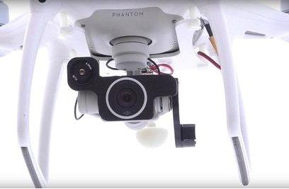 FLIR Тепловизор Boson 336x256 для DJI Phantom 4|Mavic