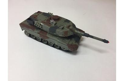 Танк зеленый для танкового боя без аппаратуры - hq552-4