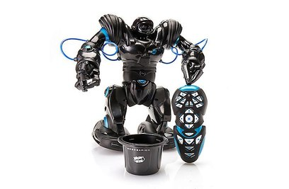 Интерактивный робот WowWee Робосапиен Blue - 8015