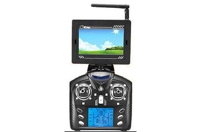 Передатчик и ЖК-монитор для WLToys Q333