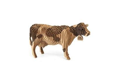 3D-пазл PandaPuzzle «Корова». Возраст: 5+ - АВ 1601