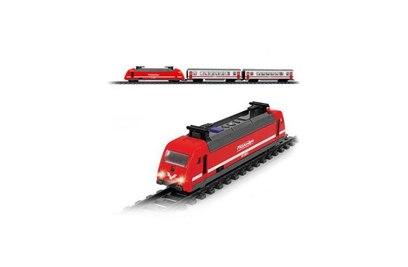 Радиоуправляемая железная дорога Play Smart Journey   Красная Стрела - 9712-3A