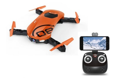 HJ Toys Mini Pocket Drone квадрокоптер