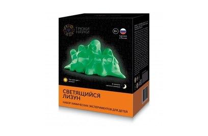 Набор химических экспериментов для детей Светящийся Лизун - Z104