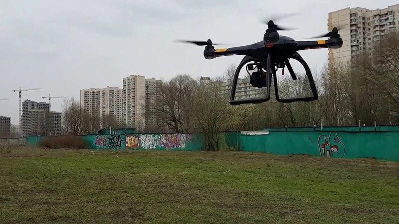 Обзор запуска и полёта H109S (русск.яз.)