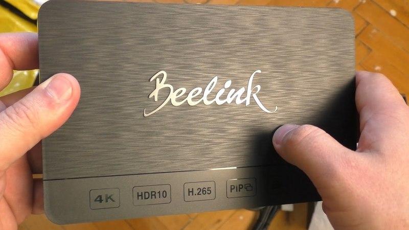 НОВИНКА Beelink SEA I TV Box / Android 6.0 / 2GB + 32GB ► Посылка из Китая / GearBest