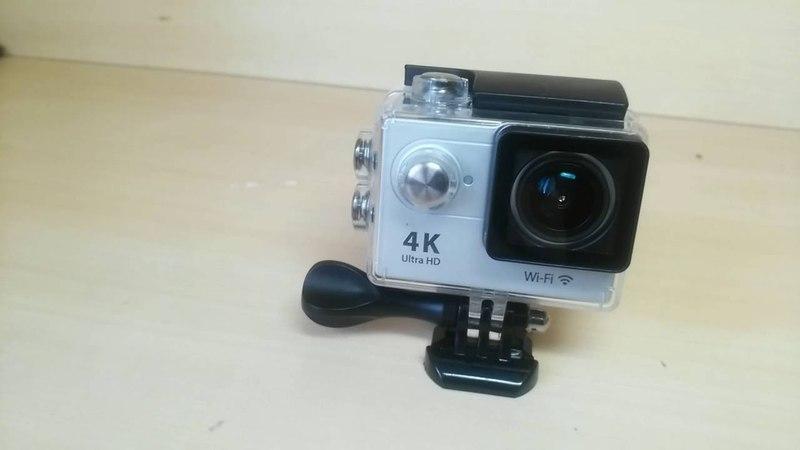 Подробный обзор камеры EKEN H9R . Как проверить оригинальность камеры.