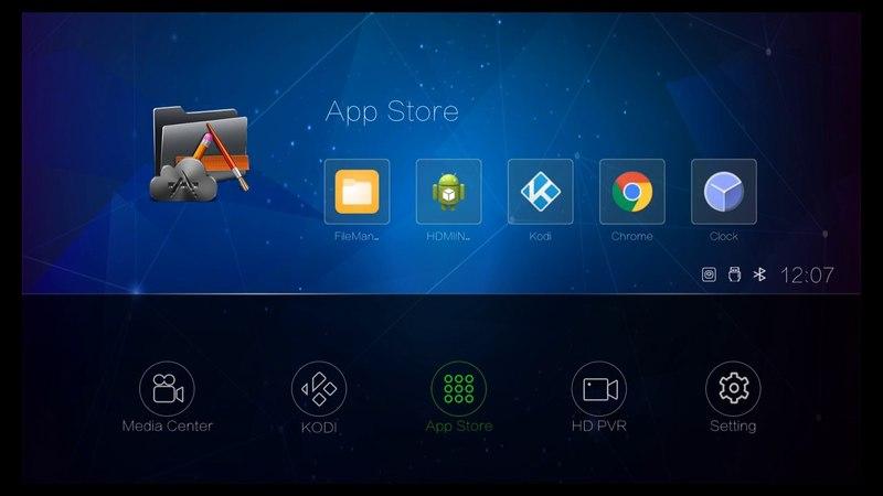 ELEBAO R95PRO Realtek RTD1295 Media Player UI 1