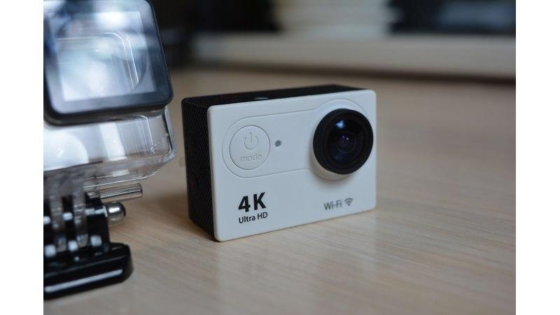Eken H9 4K Обзор экшн камеры за 58$