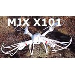 MJX X101 (X101A) квадрокоптер