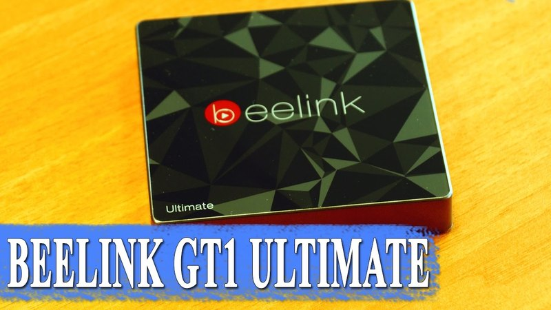 Beelink GT1 Ultimate review productive TV ???? consoles