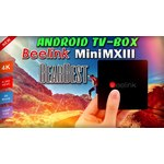 Андроид ТВ приставка Beelink Mini MXIII II 2/16