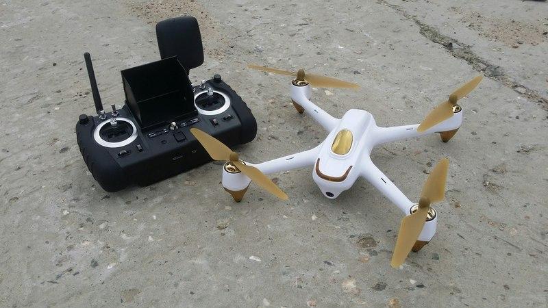 Обзор Hubsan X4 H501S Pro (RC Buyer)