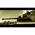 Р/у танк Heng Long German Tiger Pro 1:16 40Mhz