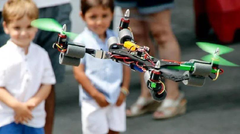 detskij dron
