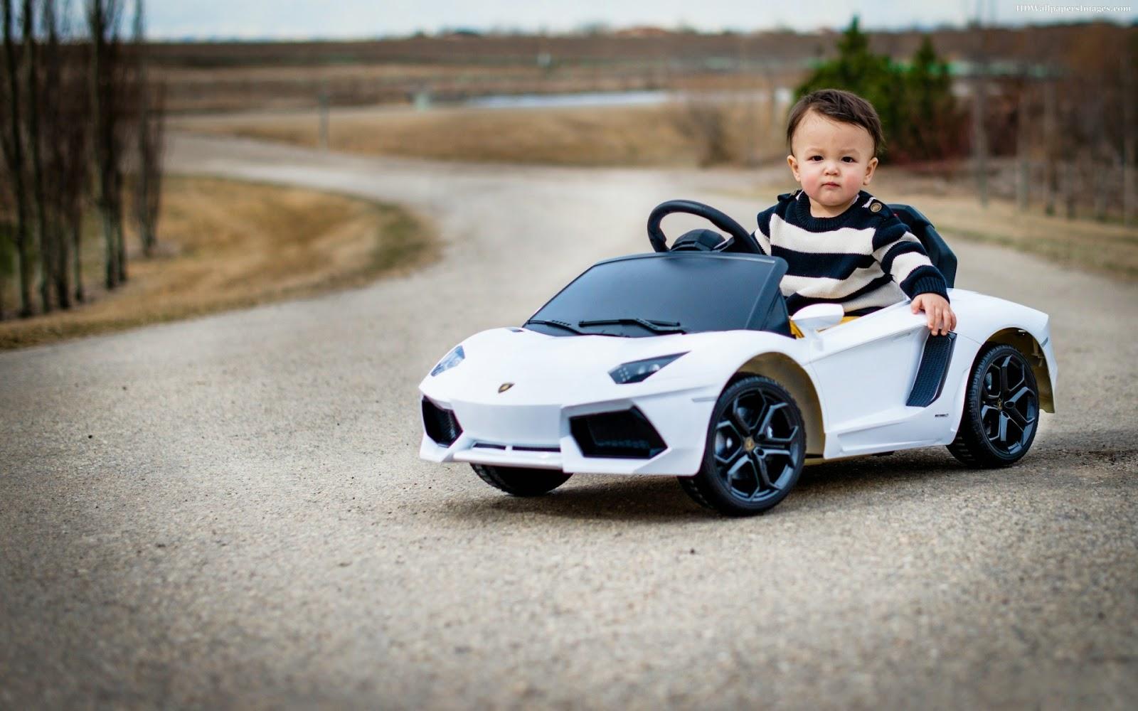Смешные детские картинки с машиной
