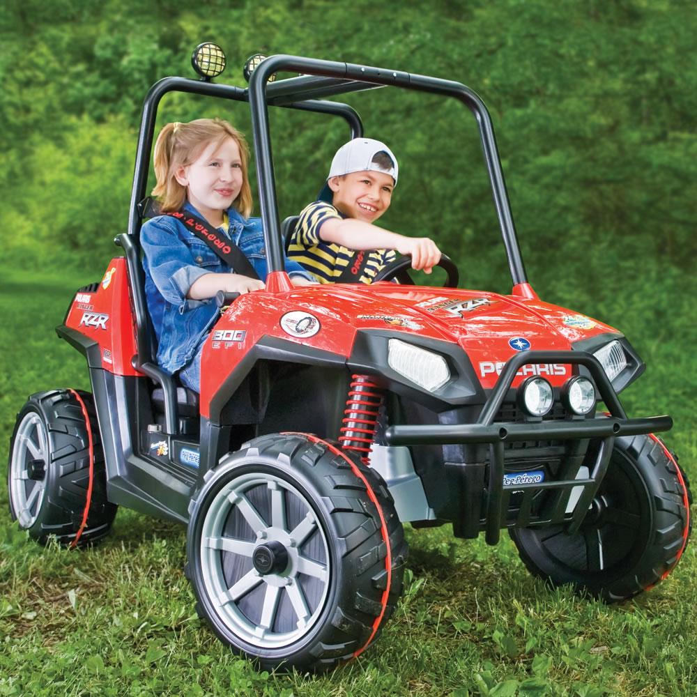 Как выбрать электромобиль по возрасту ребенка